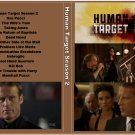 Human target season 2 complete  on 3 DVDs