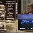 Newhart The Complete Series 8 Seasons on 16 DVDs.