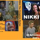 Nikki the complete series on 4 DVDs