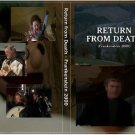 Return from Death - Frankenstein 2000 On 1 DVD