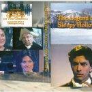 Legend of Sleepy Hallow 1980 Jeff Goldbulm Dick Butkus on 1 DVD