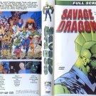 SAVAGE DRAGON Animated SERIES complete on 4 DVD'S