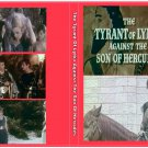 The Tyrant Of Lydia Against The Son Of Hercules On 1 DVD