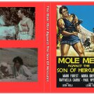 The Mole Men Against The Son Of Hercules on  1 DVD