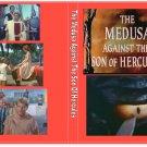 The Medusa Against The Son Of Hercules On 1 DVD
