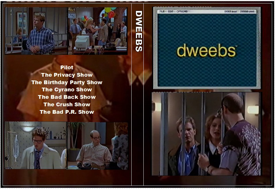 Dweebs Complete Series on 1 DVD