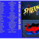 SPIDER-MAN 1990'S CARTOON SERIES COMPLETE on 11 DVDs