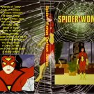 Spiderwoman the complete series on 2 DVDs