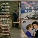 Three's A Crowd Complete Series on 3 DVDs