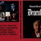 Vincent Price's Dracula - The Great Undead  on DVD. Free US Shipping!