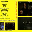 Veritas: The Quest the complete series on 4 DVDs
