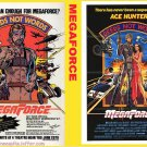 MEGAFORCE Starring Barry Bostwick on 1 DVD