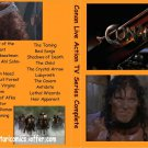 CONAN LIVE ACTION SERIES COMPLETE on 4 DVDs