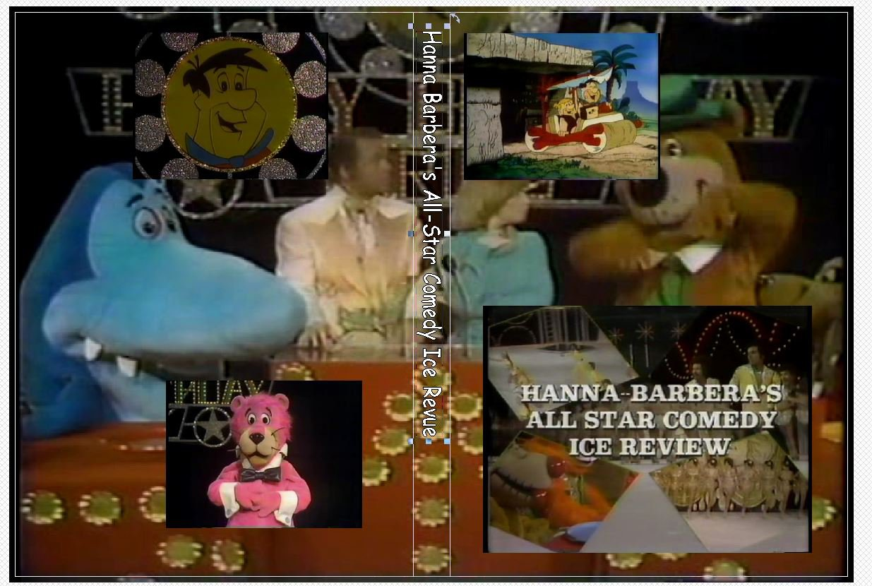 Hanna Barbera's All-Star Comedy Ice Revue on 1 DVD