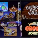 Madballs the Move Specials Escape From Orb Gross Jokes on 1 DVD  1986