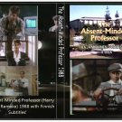 DISNEY'S ABSENT MINDED PROFFESSOR STARING HARRY ANDERSON 1988 on 1 DVD