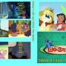 Disney's Lilo & Stitch the complete Series on 6 DVDs
