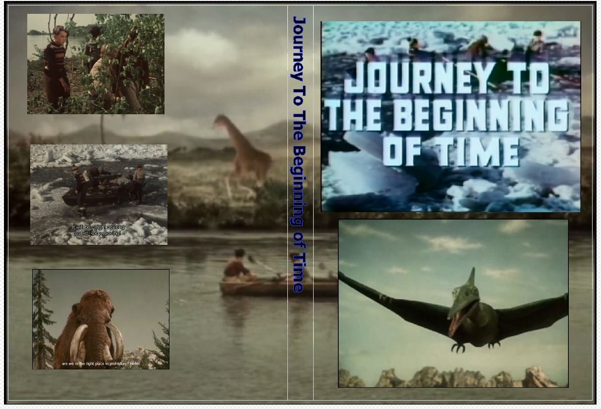 Journey To The Beginning of Time  Special Edition on 2 DVD�s 1955