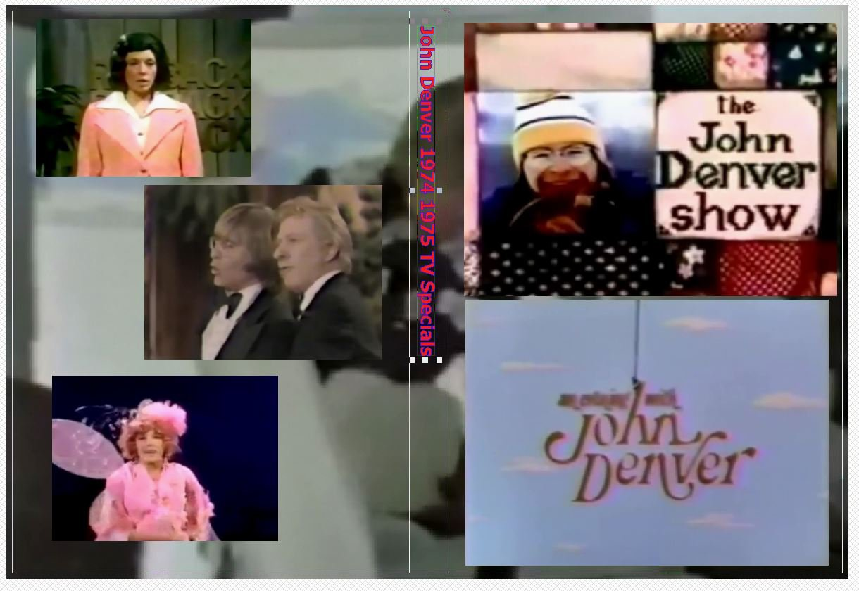 John Denver 1974 and 1975 TV Specials