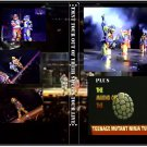 TMNT Tour Out Of Their Shells Tour Live on 1 DVD teenage mutant ninja turtles