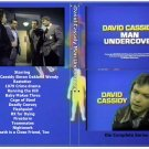 David Cassidy Man Undercover the Complete Series on 2 DVD's