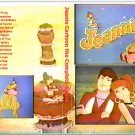 Jeanie Cartoon the Complete Series on 2 DVDs