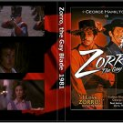 Zorro, the Gay Blade on DVD