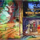 Disney's The New Adventures of Winnie The Pooh the complete series on 6 DVDs