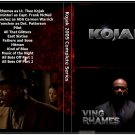 Kojak 2005 Complete Series on 2 DVDs