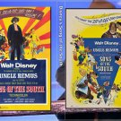 Disney's Song of the South on 1 DVD