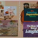 Popeye Meets the Man Who Hated Laughter on 1 DVD All Kings Features Sunday Comic Strips crossover