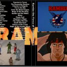 Rambo the Force of Freedom Complete Series on 7 DVDs