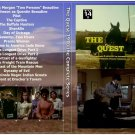 The Quest 1976 the Complete Series on 4 DVDs Kurt Russel