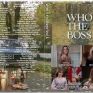 Who's the Boss the Complete series on 20 DVDs
