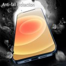 360° Magnetic Adsorption Case iPhone 12, Pro, Max,Mini Tempered Glass Full Cover