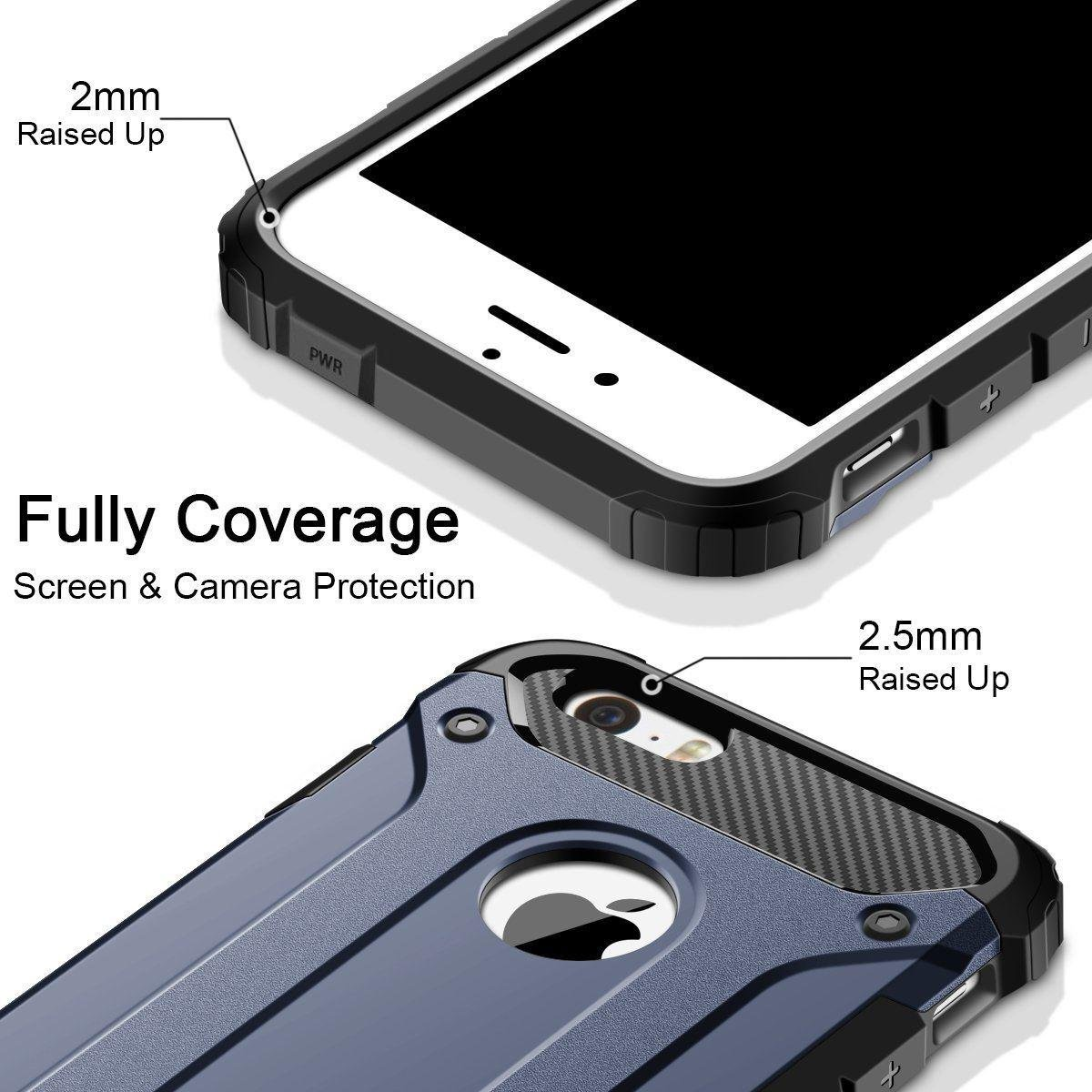 For Apple iPhone 11 Pro Max XR Xs X 8 7 Plus 6 5 Se Case Cover Hard Proof CS2783