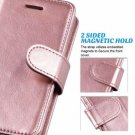 For Apple iPhone 6s 6 5 5C 6+Genuine PU Leather Magnetic Flip Wallet Case Cover