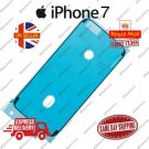 Black iPhone 7 LCD Screen Frame Adhesive Waterproof Seal Sticker Replacement