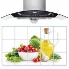Oil-proof Vegetables Kitchen Removable Wall Stickers Home Decor Convenient#BX