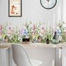 Flower Butterfly Tree Wall Sticker Cherry Blossom Art Decal Home Decor 35*50cm