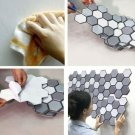 Tile Stickers Kitchen Bathroom Self-adhesive Mosaic Sticker Home Wall Decor UK