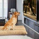 Washable,Soft Cushion,Dog Cat Pet Bed Mattress Cushion,Pet Pillow, Large Size,UK