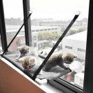 Pet Cat Window Perch Seat Hammock Heavy Duty Sturdy Safe Hanging Bed for Kitty--