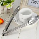 Food Clip (L) Salad Buffet Bbq Grilling Flipping Cooking Serving Frying Tong 1Pc