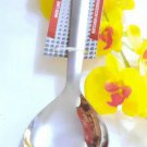 Stainless Steel Kitchen Cooking Serving Rice Curry Salad Paddle Spoon Ladle 24cm
