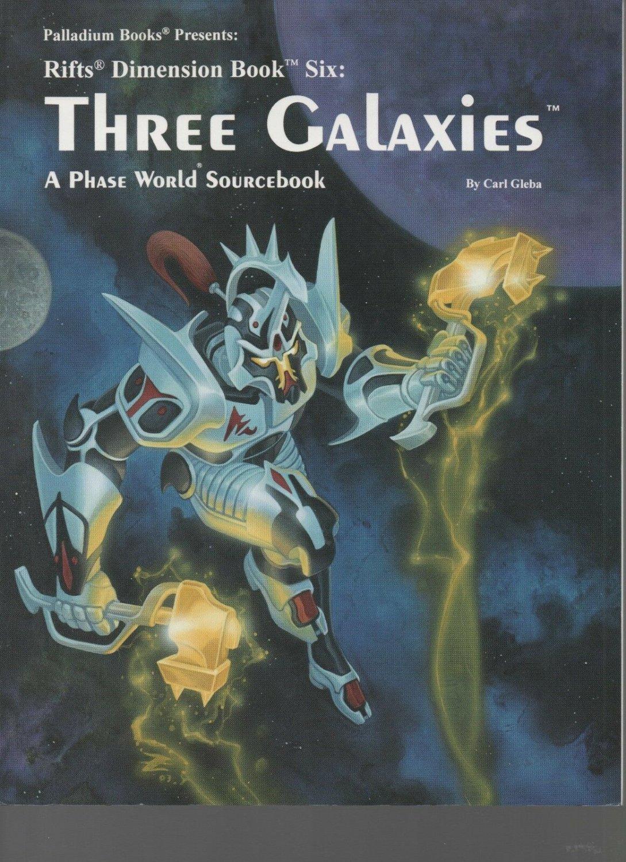 Three Galaxies : Rifts Dimension Book Six