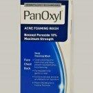 Panoxyl Benzoyl Peroxide 10% Foaming Acne Wash 5.5oz
