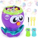 Bubble Machine for Kids Toddlers, Octopus Automatic Bubble Maker for Party
