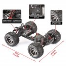 1/12 RC Truks Off Road Remote Control Cars Rechargable 2.4GHz Fast Remote