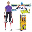 Geospace Walkaroo Steel Stilts, Ergonomic Design
